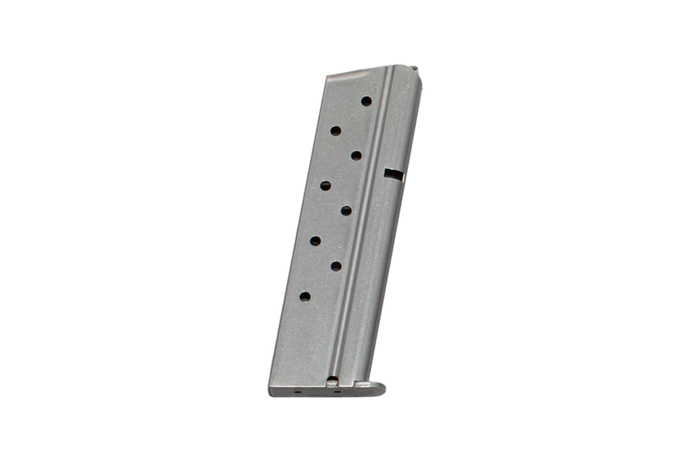 Metalform Stainless 9 Rd 9 mm Magazine / Welded Steel Base (Copy)