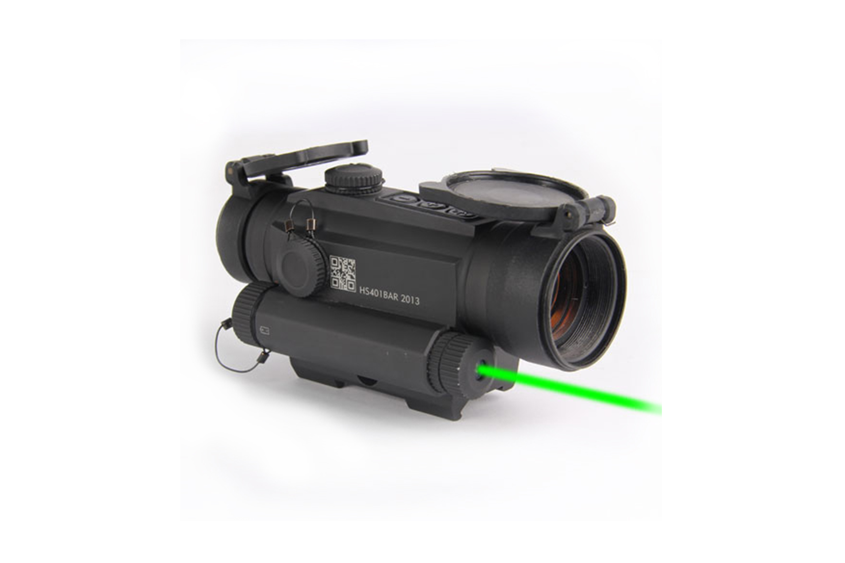HOLOSUN HS401G5 RDO WITH GREEN LASER