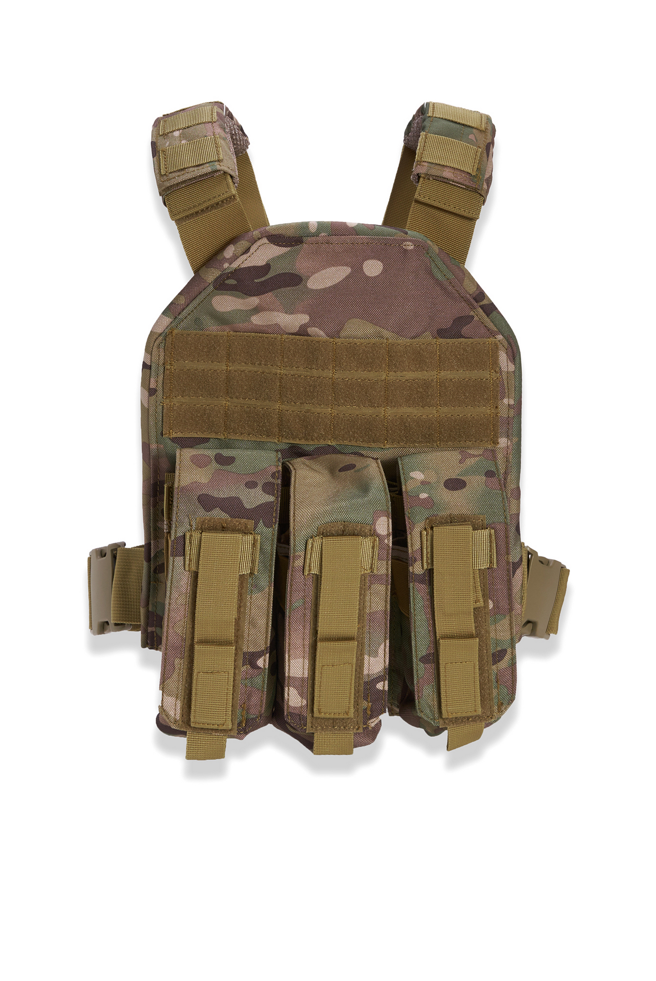 Guard Dog Terrier Plate Carrier Camo Pattern (SM - 2XL)